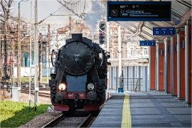 This year our train ride will start in Cracow!
